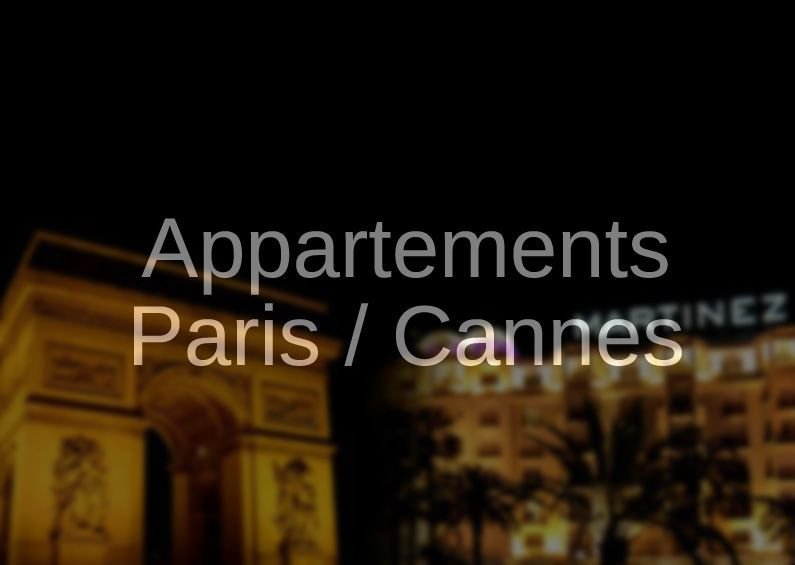 appartements-paris-cannes